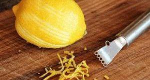 Названы незаменимые свойства цедры лимона